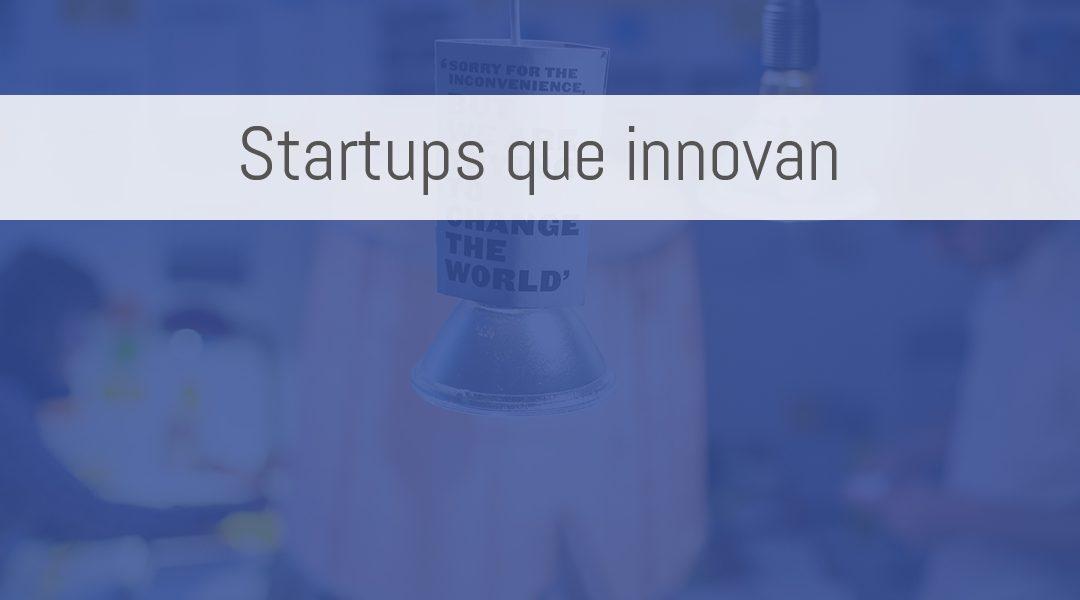 Startups que innovan sobre negocios tradicionales