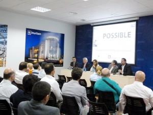centro de negocio s terramar Benidorm Finestrat, sesión informativa StratBan