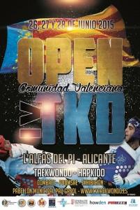 centro de negocios Terrmar  IV Open Comunidad Valenciana Taekwondo