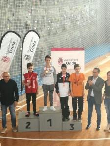 centro de negocios Terramar campeonato junior y cadete taewkondo 2017