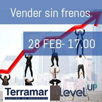 """""""Vender sin frenos"""" conferencia gratuita el 28 de febrero de 2018"""